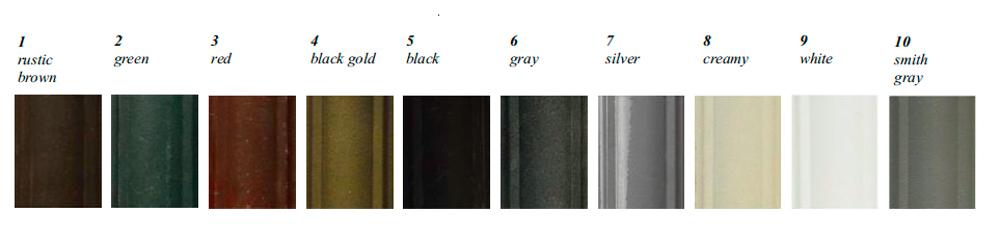 aakanden jernmøbler basic farver